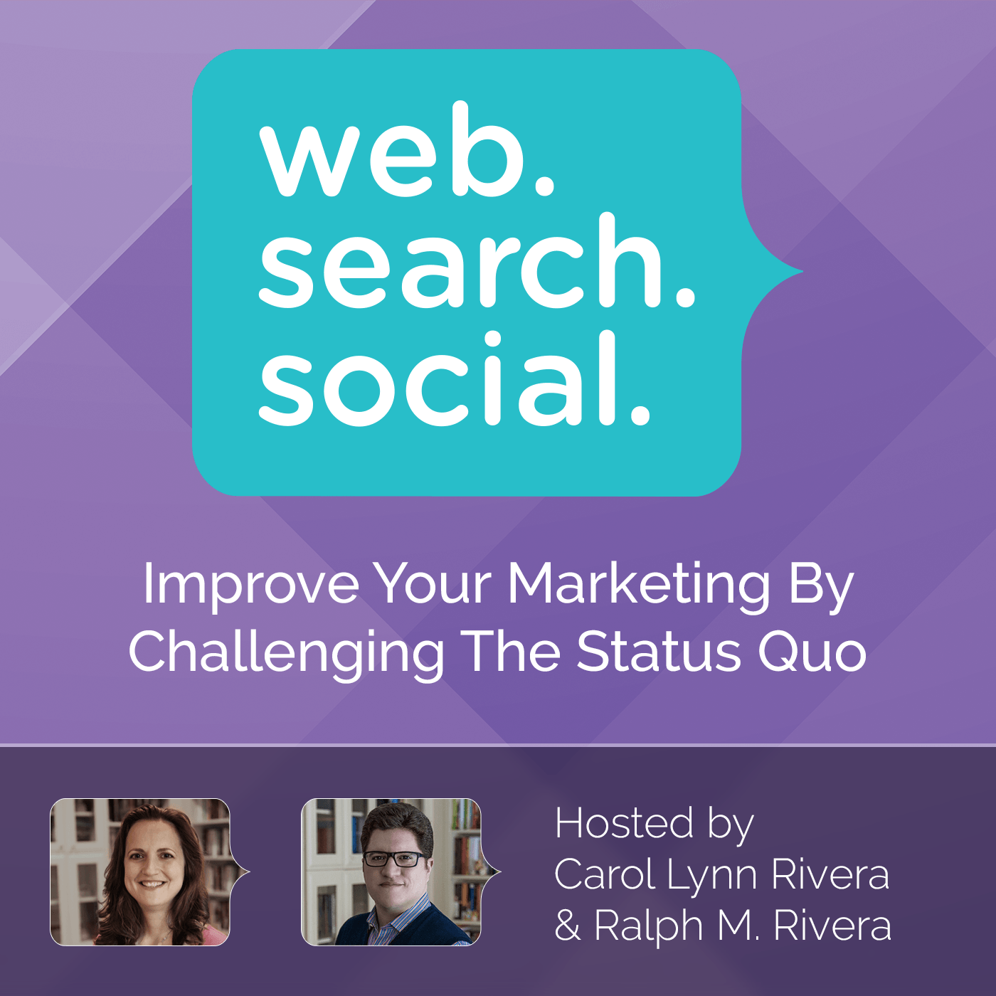 The Web.Search.Social Podcast | Business, Online Marketing & Productivity